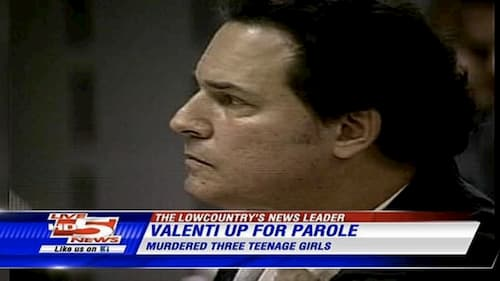 Richard Valenti denied parole