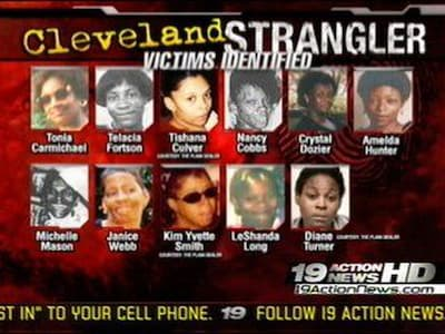 anthony sowell 11 victims