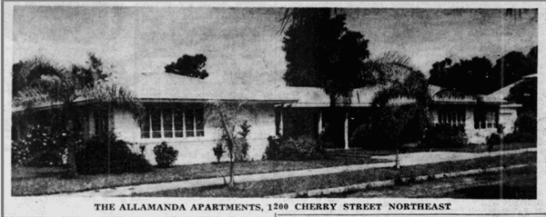 Mary Reeser apartment